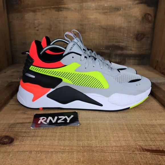 Puma Shoes | New Puma Rsx Hard Drive